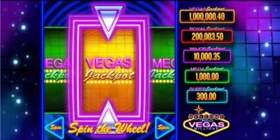 william-hill-vegas-millions-wheel