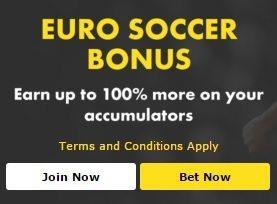 bet bonus 100 euro