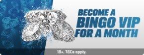 Coral Bingo - Become a VIP