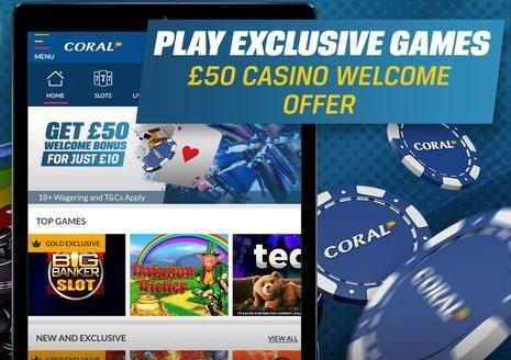 Coral Casino Mobile