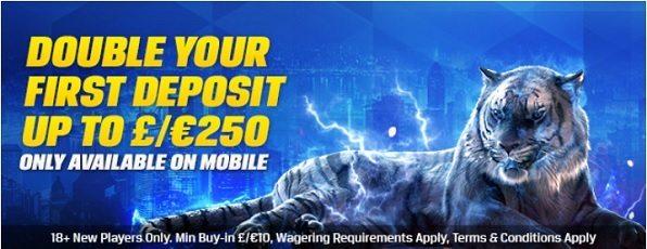 Coral Vegas First Deposit Bonus