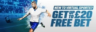 Coral Virtual Sports Free Bet
