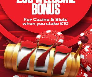 Ladbrokes Slots Promo Code for 400% Bonus Up to £40 Free