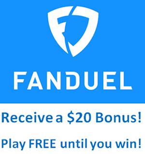 FanDuel Deposit Bonus upto $100