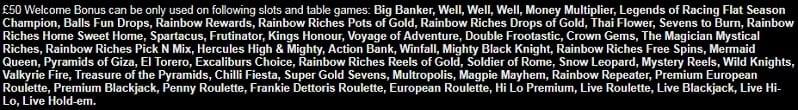 ladbrokes-casino-allowed-games