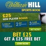 William Hill Promo Code for Sports