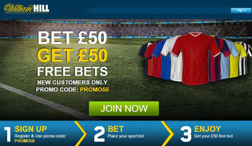 william hill coupon