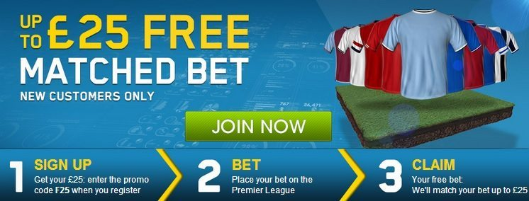 free william hill bet