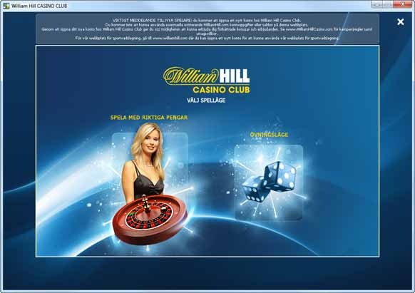 how to withdraw from william hill casino club