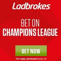Champions League & Europa League Mid-Week Offers – Man City 5/2