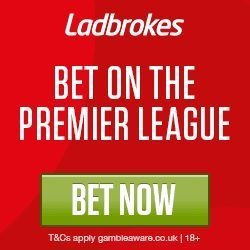 Ladbrokes Sunday's Football Enhanced Offers