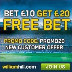 Premier League at William Hill