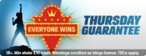 Coral Bingo Thursday Guarantee