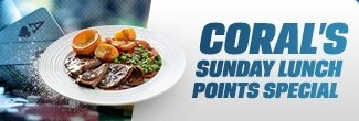 Coral Poker Sunday Points Freeroll