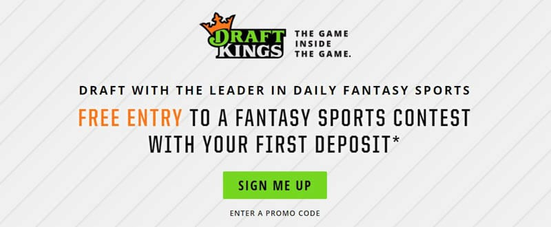 DraftKings' Free $3 Ticket