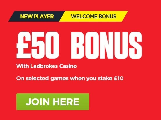 Latest Ladbrokes Promotion