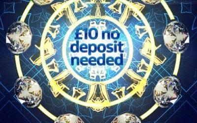 William Hill Casino £10 No Deposit Bonus & Promo Code C30