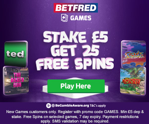 Betfred Promotion Code and Welcome Bonus Summary Aug 2019