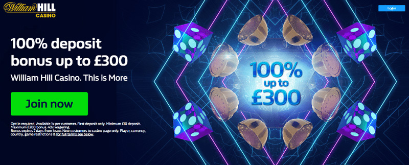 William Hill Casino Sign Up